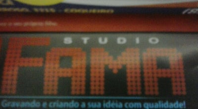 Photo of Concert Hall studio fama at Av Anastacio Braga 2612, Itapipoca, Brazil