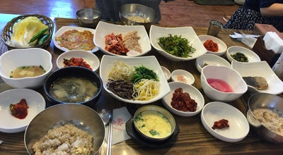 Photo of Korean Restaurant 벽오동 at 상사호길 80, 순천시, South Korea