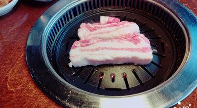 Photo of BBQ Joint 고기굽는남자 (왕소금구이) at 중구 동성로3길 32-8, 대구광역시, Daegu, South Korea
