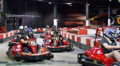 Photo of Go Kart Track K1 Speed at 2207 Ne Bel-red Rd., Redmond, WA 98052, United States