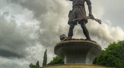 Photo of Monument / Landmark Monumen Pahlawan Nani Wartabone at Jln Ahmad Yani, Gorontalo, Indonesia