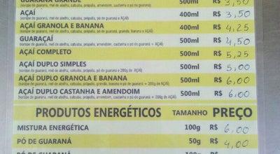 Photo of Food Truck Point Energético at R. Pres. João Pessoa, Campina Grande, Brazil