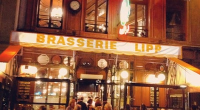 Photo of Food Brasserie Lipp at 151 Boulevard Saint-germain, Paris 75006, France