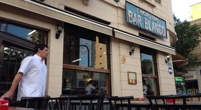 Photo of Pizza Place Bar Blanco at Alem 1696, Rosario 2000, Argentina