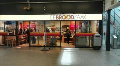 Photo of Sandwich Place De Broodzaak at Station Amsterdam Zuid, Amsterdam, Netherlands