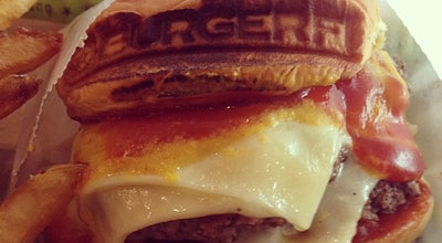 Photo of Burger Joint BURGERFI at 5475 Windward Parkway, Alpharetta, GA 30004, United States