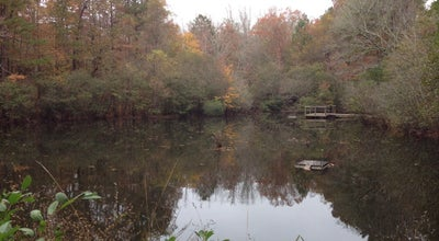 Photo of Park Louise Kreher Forest Ecology Preserve at 2222 North College Street, Auburn, AL, United States