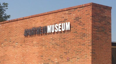 Photo of History Museum Apartheid Museum at Cnr Northern Park Wy & Gold Reef Rd, Johannesburg 2091, South Africa