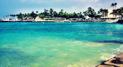 Photo of Beach Alii Drive, Kailua Kona at Kailua Kona, HI 96740, United States
