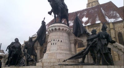 Photo of Historic Site Mathias Rex at Cluj Napoca, Romania