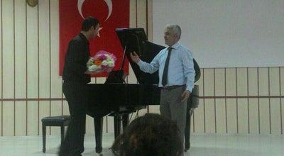Photo of Concert Hall Konser Salonu at Yüksel Yalova Güzel Sanatlar Ve Spor Lisesi, Aydın, Turkey