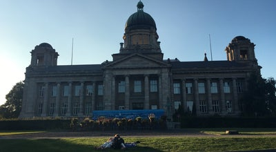 Photo of Monument / Landmark Justizforum at Sievekingplatz, Hamburg 20355, Germany
