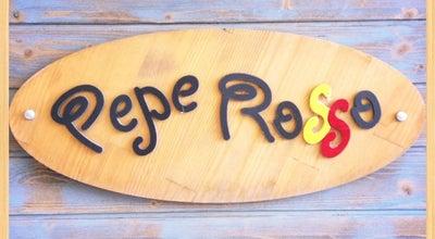 Photo of Italian Restaurant Pepe Rosso at Ataturk Cad. No: 200 Kordon, Konak, Turkey