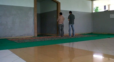 Photo of Mosque Masjid Rest Area KM 68 (Line A) at Rest Area Km 68 (line A), Serang, Indonesia