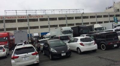 Photo of Racetrack オートポリス パドック at Japan