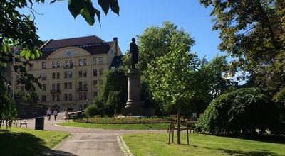 Photo of Park Universitetsparken at Uppsala, Sweden