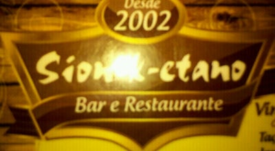 Photo of Restaurant Sion-K-Etano Bar at R. Guaxupe, Contagem, Brazil
