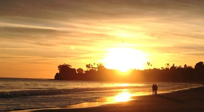 Photo of Beach Leadbetter Beach & Park at 801 Shoreline Dr, Santa Barbara, CA 93109, United States