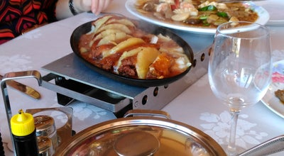 Photo of Chinese Restaurant Jade Paleis at Leopoldplein 4, Menen 8930, Belgium