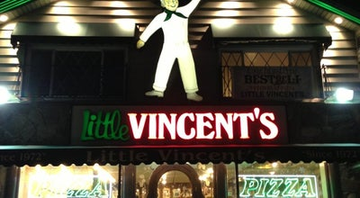 Photo of Pizza Place Little Vincent's Pizza at 324 Smithtown Blvd, Ronkonkoma, NY 11779, United States