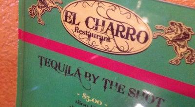 Photo of Mexican Restaurant el charro at 2101 Highway 95, Bullhead City, AZ 86442, United States