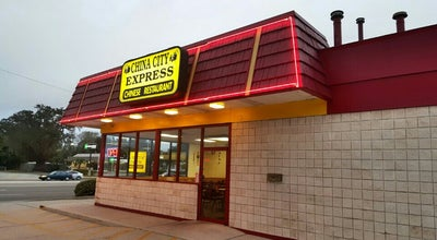 Photo of Chinese Restaurant China City Express at 810 1st St, Bradenton, FL 34208, United States