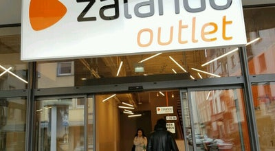 Photo of Outlet Store Zalando Outlet at Leipzigerstrasse 41-42, Frankfurt 60487, Germany