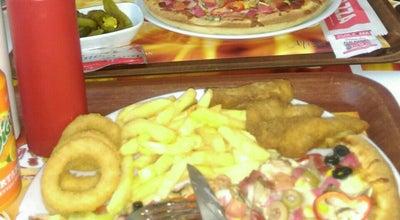 Photo of Italian Restaurant Van Perihan Avm-Star Pizza at Turkey