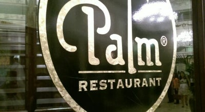 Photo of Steakhouse The Palm at 200 S Broad St, Philadelphia, PA 19102, United States