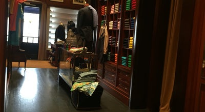 Photo of Clothing Store Ralph Lauren at Komedieplaats 12, Antwerp 2000, Belgium