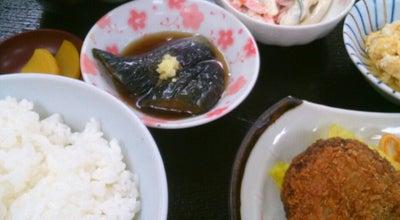 Photo of Diner 福井食堂 at 新雑賀町71, 和歌山市 640-8101, Japan