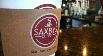 Photo of Coffee Shop Saxbys Coffee at 150 E Stacy Rd #408, Allen, TX 75002, United States