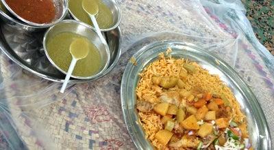 Photo of Middle Eastern Restaurant مطعم القوافل at Madinat Alomal, Dammām - شارع بو ميّة, Saudi Arabia