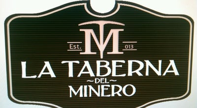 Photo of Bar La Taberna Del Minero at Victor Rosales #105, zacatecas 98000, Mexico