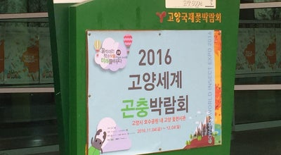 Photo of Theme Park 신한류홍보관 New Hallyu Gallery at 호수공원, 고양시, South Korea