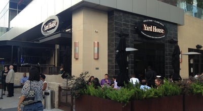 Photo of American Restaurant Yard House at 800 Sorella Ct, Houston, TX 77024, United States