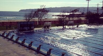 Photo of Pool Плувен комплекс Приморски / Swimming pools at Бул. Приморски 2, Варна 9000, Bulgaria