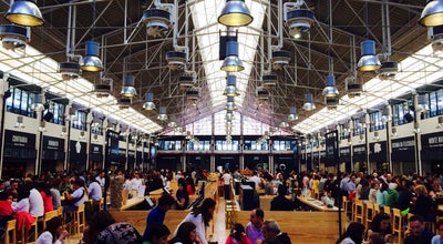 Photo of Farmers Market Mercado da Ribeira at Av. 24 De Julho, 49, Lisboa 1200-481, Portugal