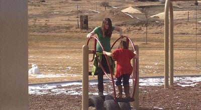 Photo of Playground Rhyolite Park at 1701 Crystal Valley Pkwy., Castle Rock, CO 80104, United States