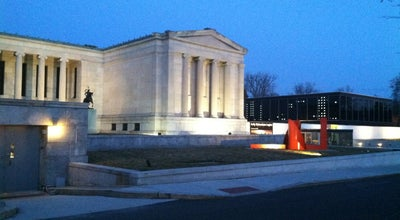 Photo of Art Gallery Albright-Knox Art Gallery at 1285 Elmwood Ave, Buffalo, NY 14222, United States