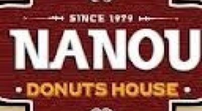 Photo of Donut Shop Nanou Donuts House at Γεωργίου Θεοτόκη 47, Πειραιάς, Greece