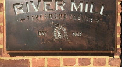 Photo of American Restaurant River Mill at 100 Ocean Ave, Lynbrook, NY 11563, United States