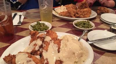 Photo of Italian Restaurant Gino's Italian Cuisine at 123 E Washington St, Kearney, MO 64060, United States