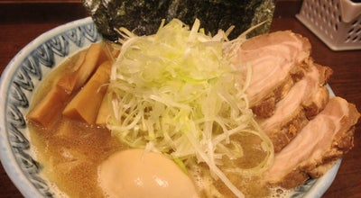 Photo of Food 麺屋蕪村 at 南長野南石堂町1361, 長野市 380-0826, Japan
