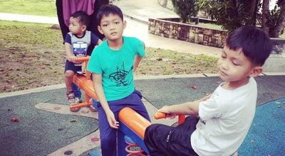 Photo of Playground Taman Bandar Diraja Klang at Jalan Istana, Klang 41200, Malaysia