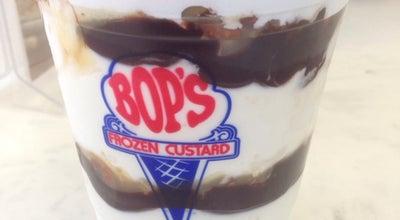 Photo of Ice Cream Shop Bop's Frozen Custard at 2660 Florida St, Mandeville, LA 70448, United States