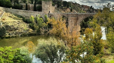 Photo of Bridge Puente de San Martín at Carretera De Piedrabuena, 2, Toledo 45004, Spain