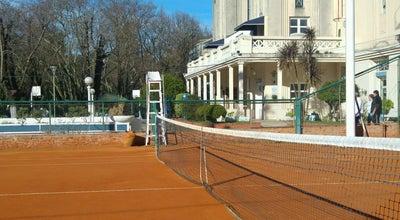 Photo of Tennis Court Gimnasia y Esgrima de La Plata at Argentina