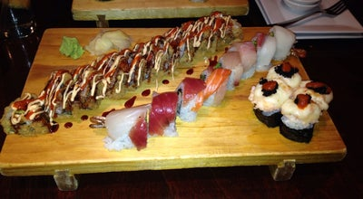 Photo of Sushi Restaurant Tegry Bistro at 1521 N Green St, Brownsburg, IN 46112, United States