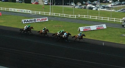 Photo of Arts and Entertainment Hippodrome de Vincennes at 2 Route De La Ferme, Paris 75012, France